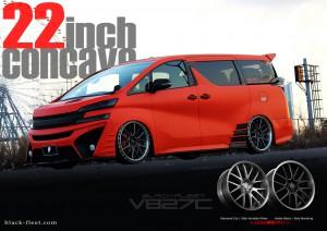 (装着)V827Cx30ヴェルファイア